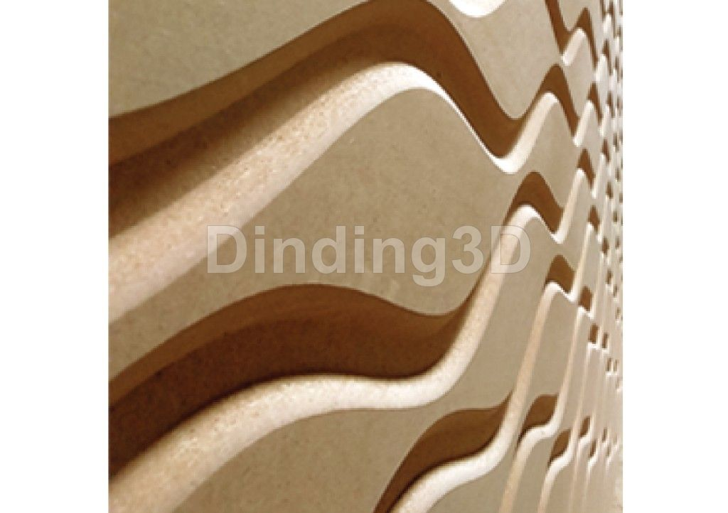 Dinding3D WAVEPANEL SMC-052