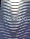 JUAL PANEL DINDING3D WAVEPANEL SMC-018